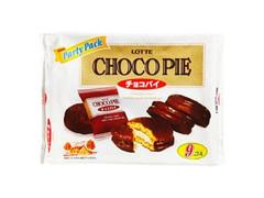 ロッテ チョコパイ パーティパック 袋9個