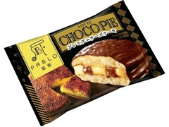 ロッテ チョコパイ PABLO監修 プレミアムチーズケーキ 袋1個