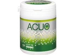 ロッテ ACUO グリーンミント ファミリーボトル ボトル140g