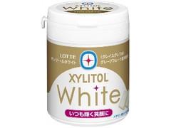 ロッテ キシリトールホワイト グレイスグレフル ファミリーボトル ボトル143g