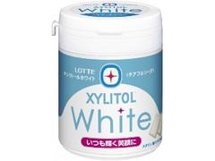 ロッテ キシリトールホワイト チアフルソーダ ファミリーボトル ボトル143g