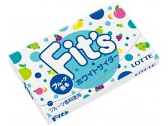 ロッテ Fit's ホワイトサイダー 箱12枚