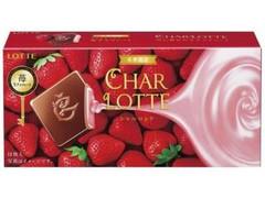 ロッテ シャルロッテ 苺生チョコレート 箱12枚