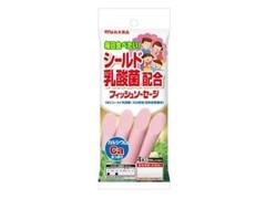 丸大 シールド乳酸菌配合 フィッシュソーセージ 袋4本
