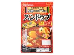 丸大食品 豆腐でつくるチゲの素 スンドゥブ 袋300g