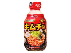 エバラ キムチ鍋の素 瓶300ml