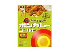 大塚食品 ボンカレーゴールド 太陽のキーマカレー 箱180g