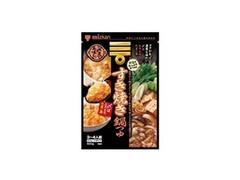 ミツカン 〆まで美味しい すき焼き鍋つゆ ストレート 袋600g
