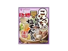 ミツカン こなべっち 地鶏塩ちゃんこ鍋つゆ 袋32g×4