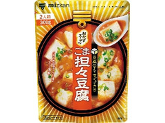 ミツカン おかずスープの素 ごま担々豆腐 袋300g