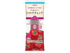 トップバリュ 希少糖含有シロップ配合 ヘルシートマトケチャップ 袋195g