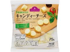 トップバリュ Fe(鉄分)入り キャンディーチーズ 袋75g
