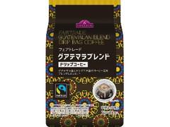トップバリュ フェアトレード グアテマラブレンド ドリップコーヒー 袋7g×10