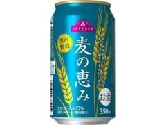 トップバリュ 麦の恵み 缶350ml