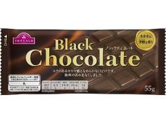 トップバリュ ブラックチョコレート 袋55g