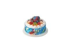 イオン イオンのクリスマスケーキ 卵・乳・小麦を使わないキャラデコクリスマスケーキ