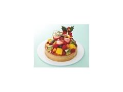イオン イオンのクリスマスケーキ フリュティエ フルーツタルト・ショコラ
