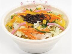 トップバリュ 彩り野菜タンメン