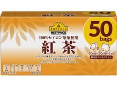 トップバリュ ベストプライス 100%セイロン茶葉使用 紅茶 箱1.8g×50