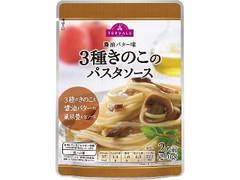 トップバリュ 醤油バター味 3種きのこのパスタソース 袋220g