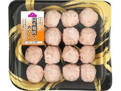 トップバリュ 生姜入り 国産鶏肉使用 肉だんご トレー280g