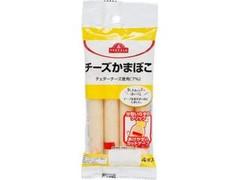 トップバリュ チーズかまぼこ 袋4本