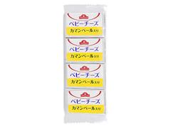 トップバリュ ベビーチーズ カマンベール入り 袋15g×4
