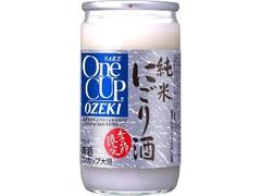 大関 ワンカップ 純米にごり酒 瓶180ml