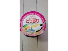 たらみ たらみのどっさり 杏仁豆腐みかん カップ230g