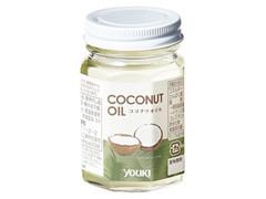 ユウキ ココナッツオイル 瓶110g