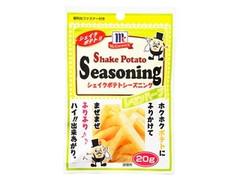 マコーミック シェイクポテトシーズニング レモンハーブ 袋20g
