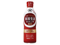 ヤマサ 鮮度生活丸大豆しょうゆ ボトル600ml