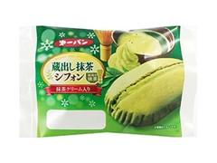 第一パン 蔵出し抹茶シフォン 袋1個