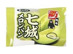 第一パン 熊本 七城メロンパン 袋1個