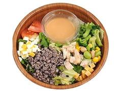 ミニストップ コブドレで食べるチョップドサラダ