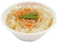 ミニストップ 野菜タンメン