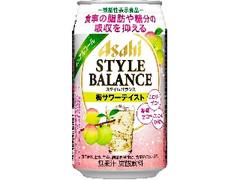 アサヒ アサヒスタイルバランス 梅サワーテイスト 缶350ml