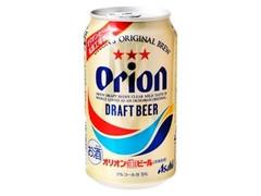 アサヒ オリオンドラフトビール 缶350ml