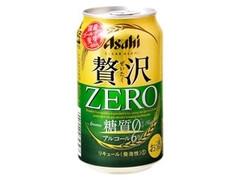 アサヒ クリアアサヒ 贅沢ZERO 糖質0 缶350ml