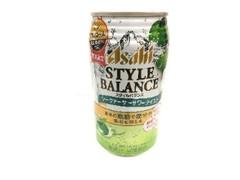 アサヒ スタイルバランス シークァーサー サワー テイスト 缶350ml