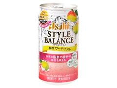 アサヒ スタイルバランス 梅サワーテイスト 缶350ml
