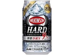 アサヒ ウィルキンソン ハード 無糖ドライ 缶350ml