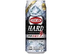 アサヒ ウィルキンソン ハード 無糖ドライ 缶500ml