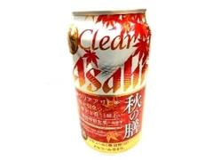 アサヒビール クリアアサヒ(Clear Asahi) 秋の膳 350ml