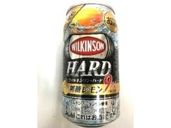アサヒ WILKINSON(ウィルキンソン) ハード 無糖レモン 350ml