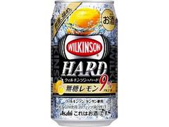 アサヒ ウィルキンソン ハード 無糖レモン 缶350ml