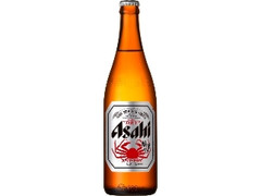 アサヒ スーパードライ 松葉ガニラベル 瓶500ml