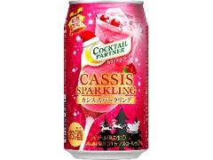 アサヒ カクテルパートナー カシススパークリング 缶350ml