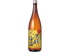 アサヒ 濃醇梅酒 瓶1800ml