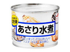 あけぼの あさり水煮 缶65g